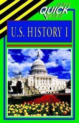 U.S. History I als Taschenbuch