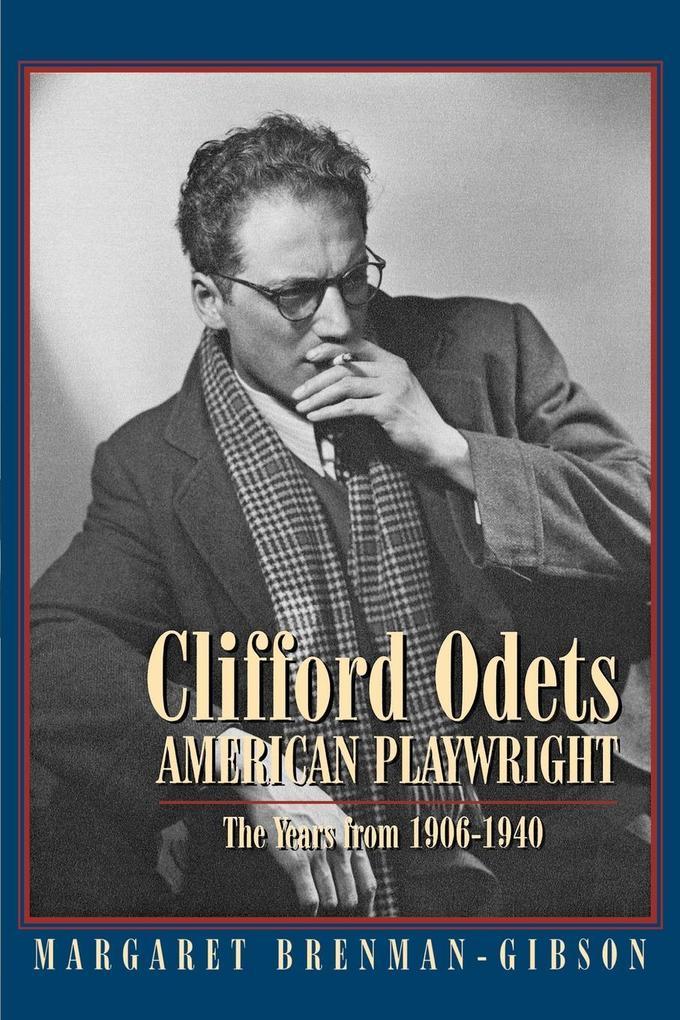 Clifford Odets als Taschenbuch