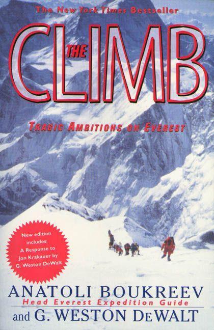 The Climb: Tragic Ambitions on Everest als Taschenbuch