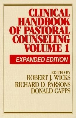 Clinical Handbook of Pastoral Counseling: Volume One als Taschenbuch