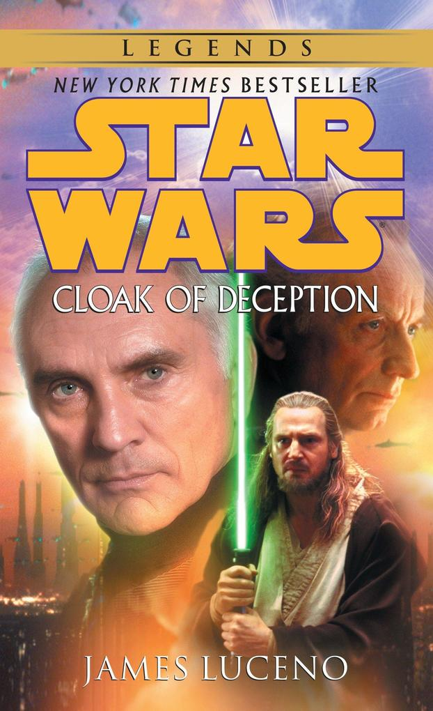 Cloak of Deception: Star Wars Legends als Taschenbuch