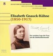 Elisabeth Gnauck-Kühne (1850-1917)