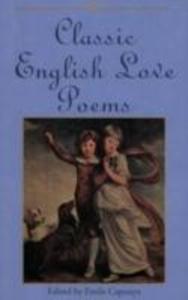 Classic English Love Poems als Taschenbuch