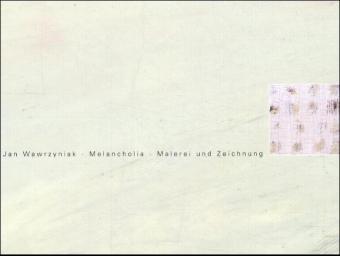 Melancholia als Buch von Jan Wawrzyniak