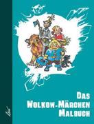 Wolkow-Märchen-Malbuch