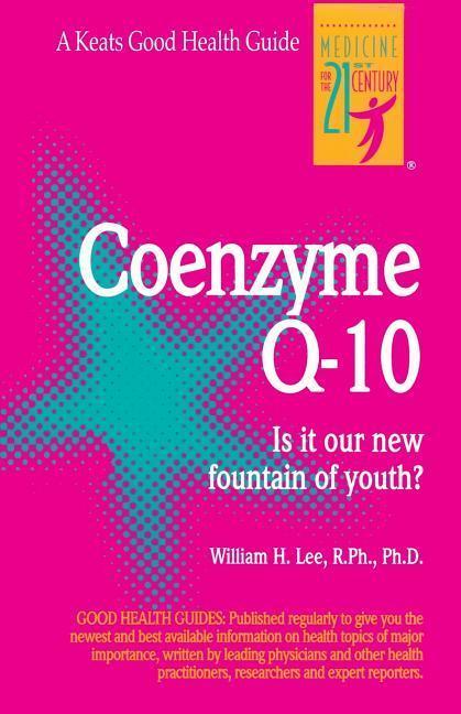 Coenzyme Q10 als Taschenbuch