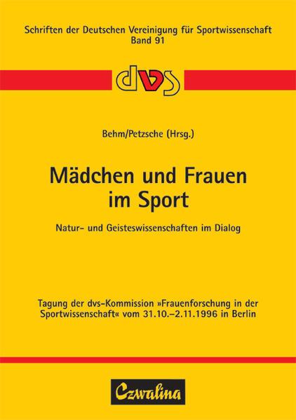 Mädchen und Frauen im Sport - Natur- und Geiste...
