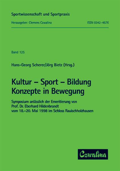 Kultur - Sport - Bildung als Buch von