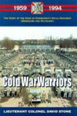 Cold War Warriors als Buch