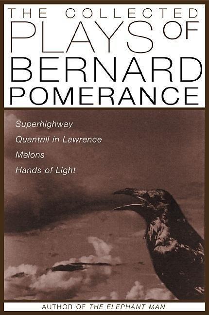 The Collected Plays of Bernard Pomerance als Taschenbuch