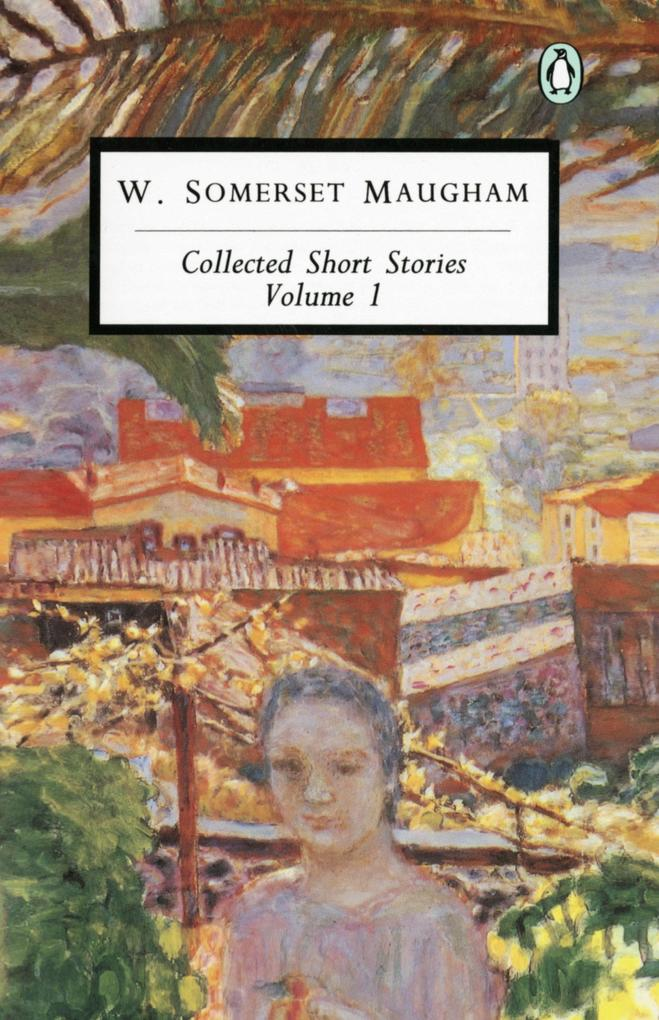 Maugham: Collected Short Stories: Volume 2 als Taschenbuch