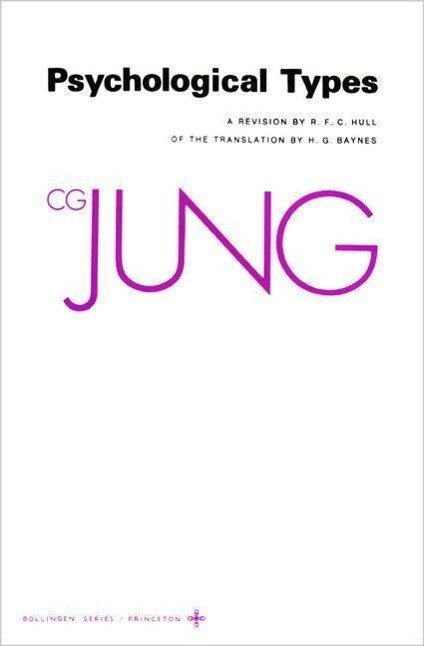 Collected Works of C.G. Jung, Volume 6: Psychological Types als Taschenbuch