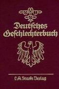 Deutsches Geschlechterbuch Bd. 195/50. Allgemeiner Band