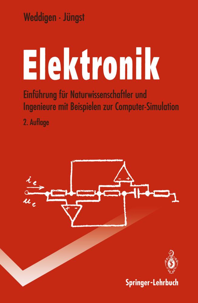 Elektronik als Buch von Wolfgang Jüngst, Christ...