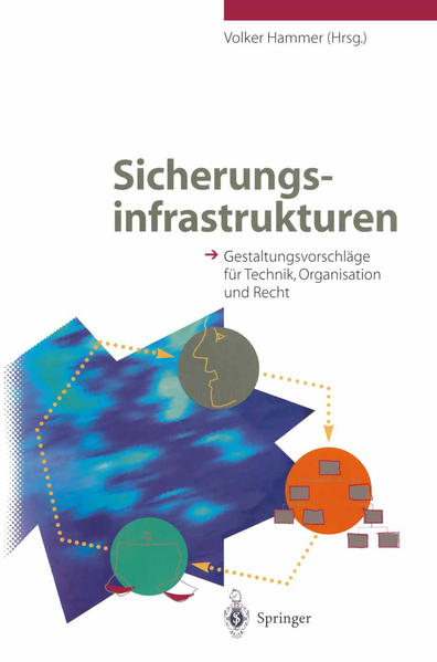Sicherungsinfrastrukturen als Buch von Volker H...