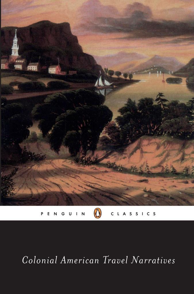 Colonial American Travel Narratives als Taschenbuch
