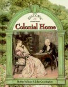 Colonial Home als Buch