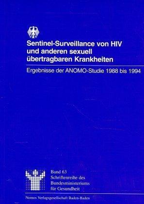 Sentinel-Surveillance von HIV und anderen sexuell übertragbaren Krankheiten als Buch (kartoniert)