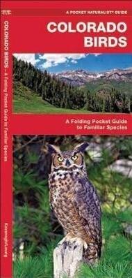 Colorado Birds: A Folding Pocket Guide to Familiar Species als Spielwaren