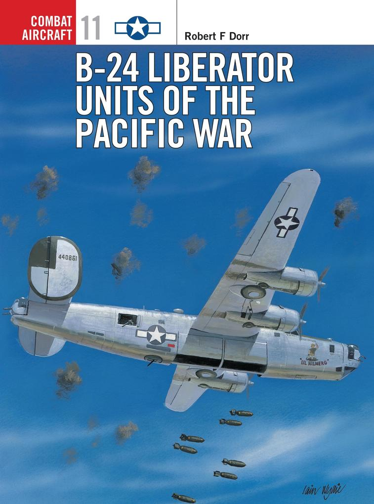 B-24 Liberator Units of the Pacific War als Taschenbuch