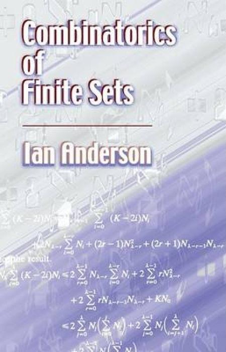 Combinatorics of Finite Sets als Taschenbuch