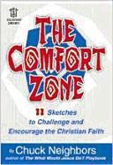 The Comfort Zone: 11 Sketches to Challenge and Encourage the Christian Faith als Taschenbuch