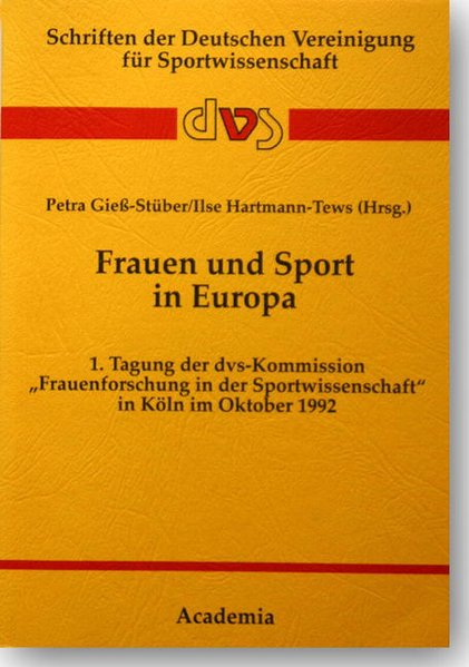 Frauen und Sport in Europa als Buch von