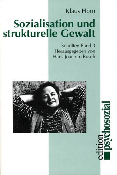 Sozialisation und strukturelle Gewalt als Buch ...