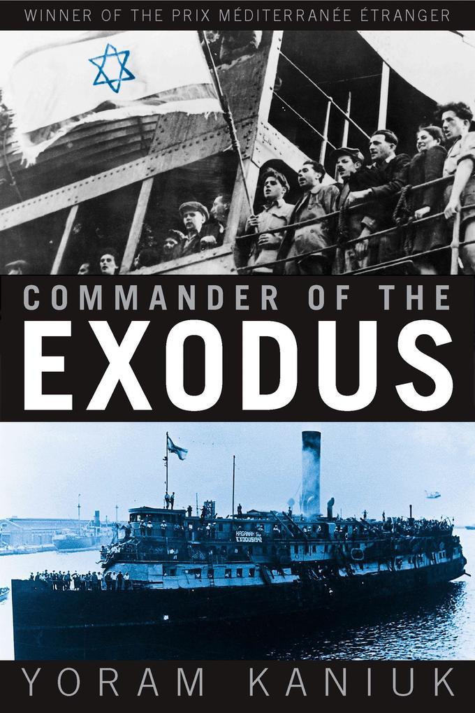 Commander of the Exodus als Taschenbuch