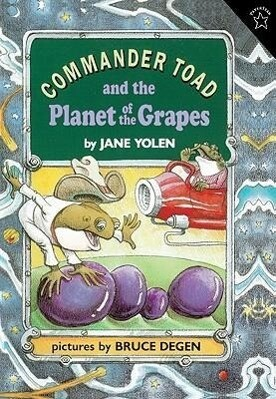 Commander Toad and the Planet of the Grapes als Taschenbuch