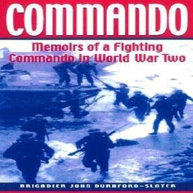 Commando als Taschenbuch