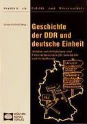 Geschichte der DDR und deutsche Einheit