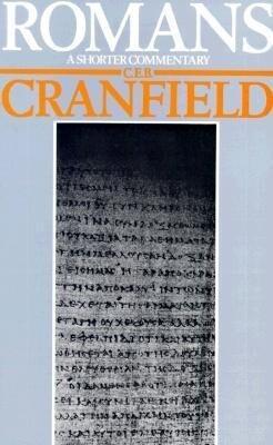 Romans: A Shorter Commentary als Taschenbuch