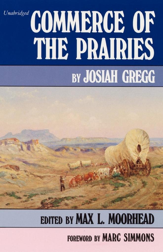 Commerce of the Prairies als Taschenbuch