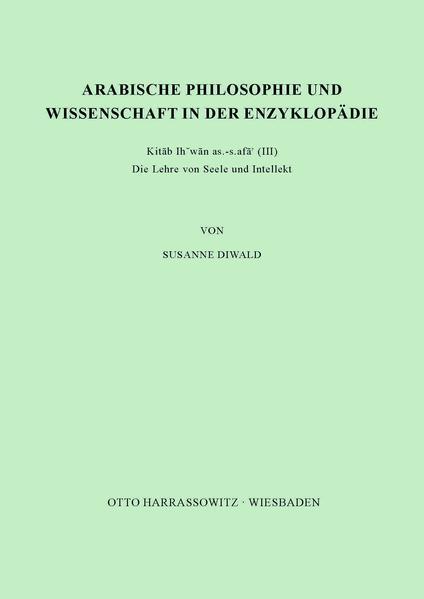 Arabische Philosophie und Wissenschaft in der E...