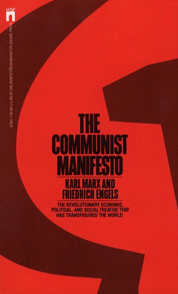 The Communist Manifesto als Taschenbuch