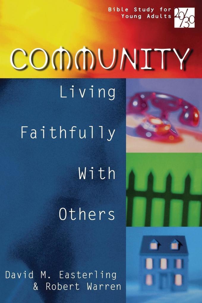 20/30 Community als Taschenbuch