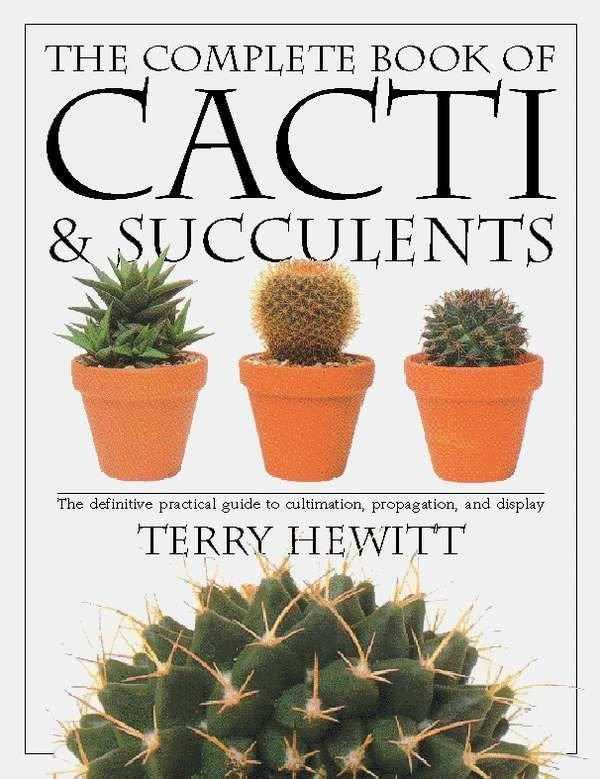 The Complete Book of Cacti & Succulents als Taschenbuch