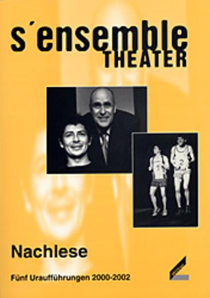 S´ensemble Theater Augsburg. Nachlese als Buch von