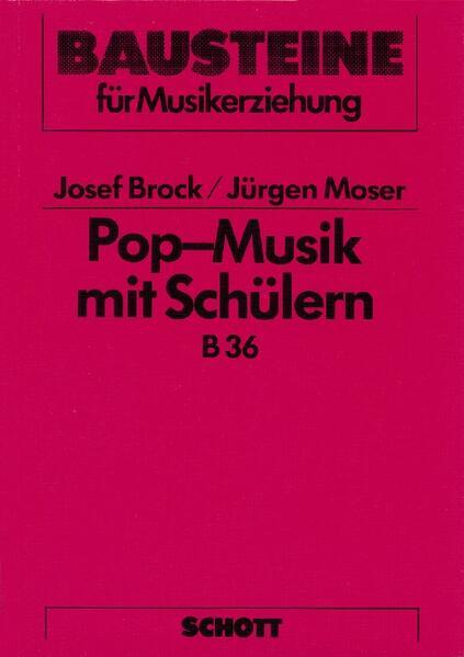 Pop-Musik mit Schülern als Buch von