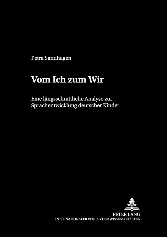 Vom Ich zum Wir als Buch von Petra Sandhagen
