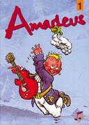 Amadeus 1 Schulbuch, Kl. 5/6, Gymnasium
