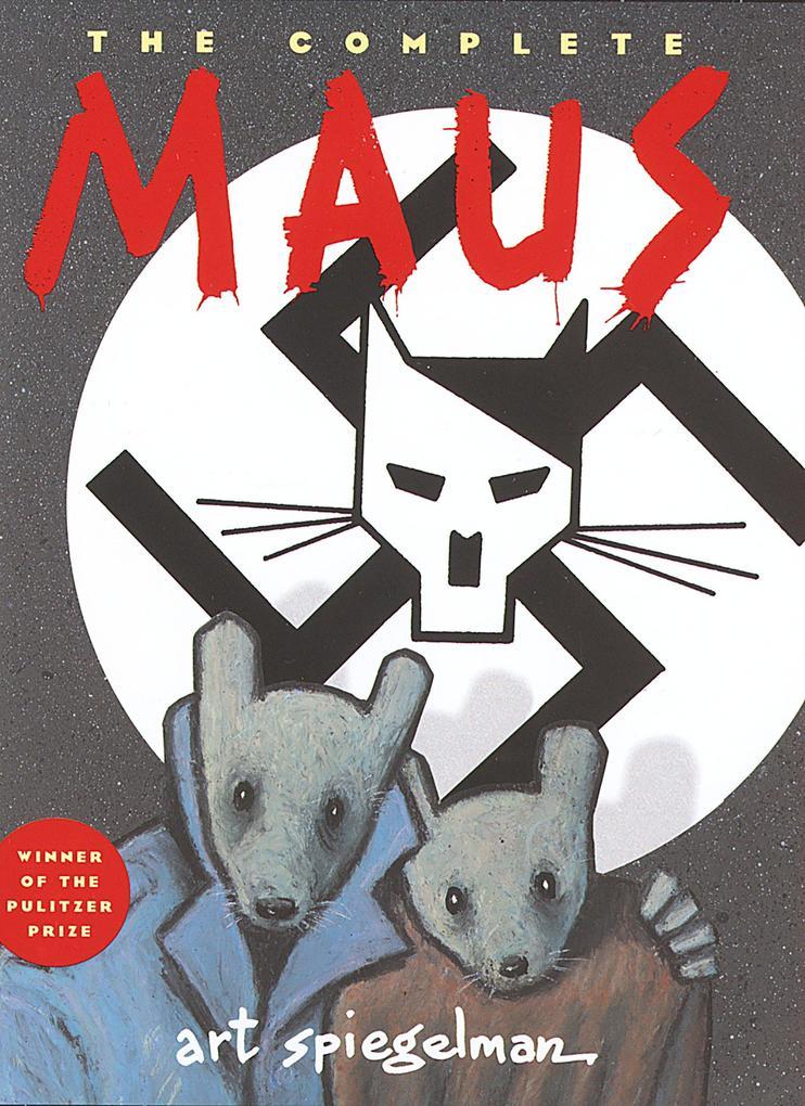 Maus: a Survivor's Tale als Buch