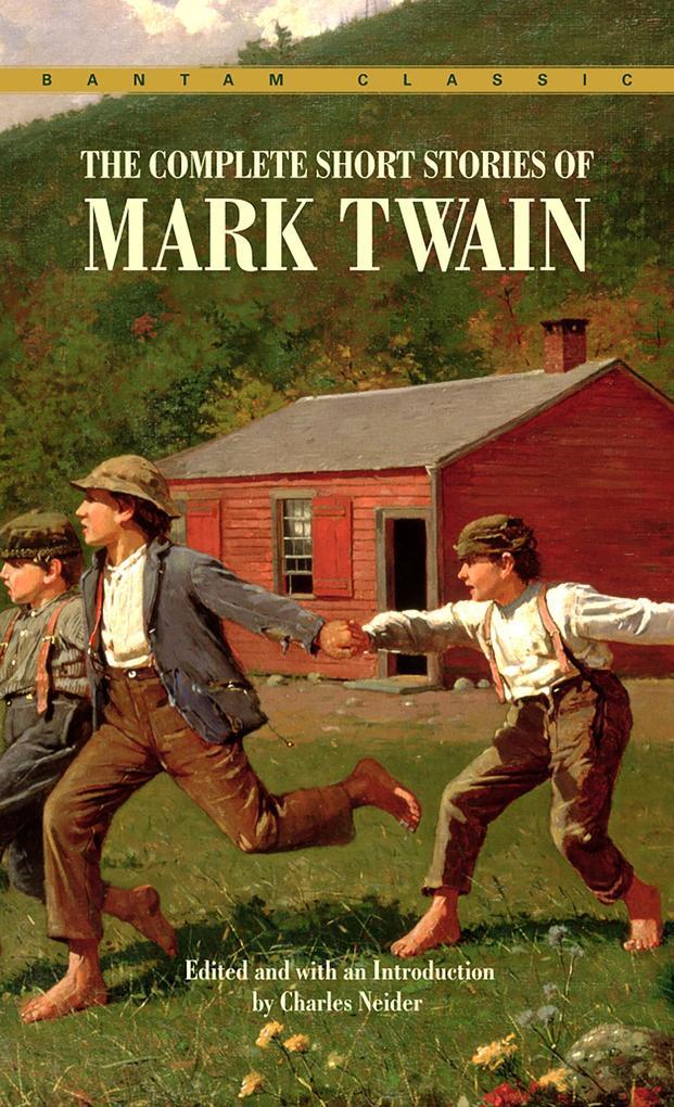 The Complete Short Stories of Mark Twain als Taschenbuch