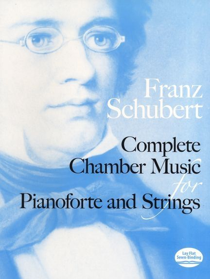 Complete Chamber Music for Pianoforte and Strings als Taschenbuch