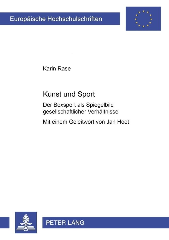 Kunst und Sport als Buch von Karin Rase