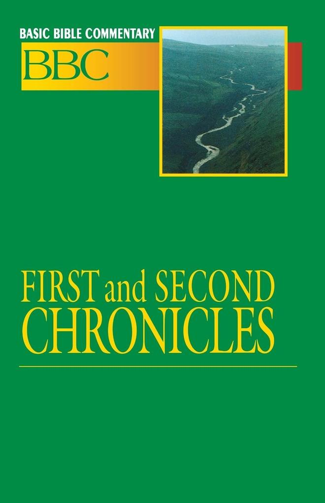 Basic Bible Commentary First and Second Chronicles als Taschenbuch