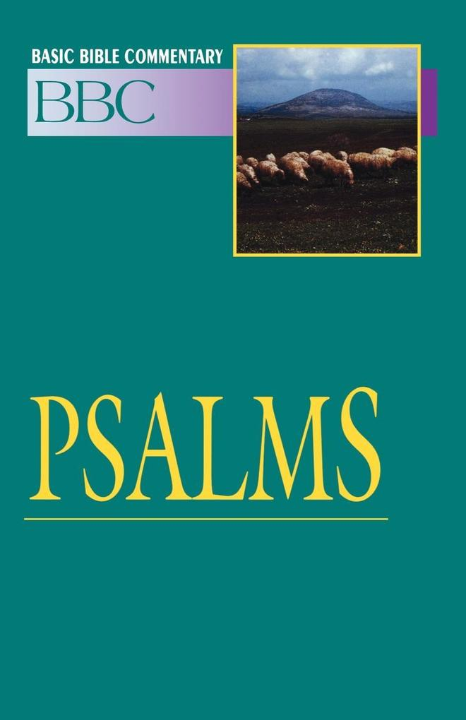Basic Bible Commentary Psalms Volume 10 als Taschenbuch