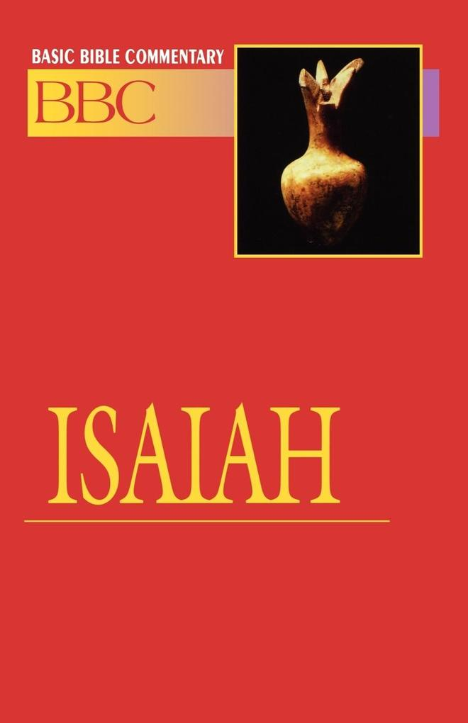 Basic Bible Commentary Isaiah Volume 12 als Taschenbuch