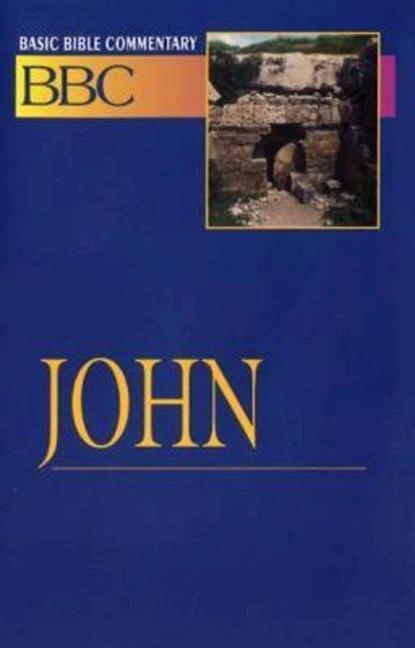 Basic Bible Commentary John als Taschenbuch
